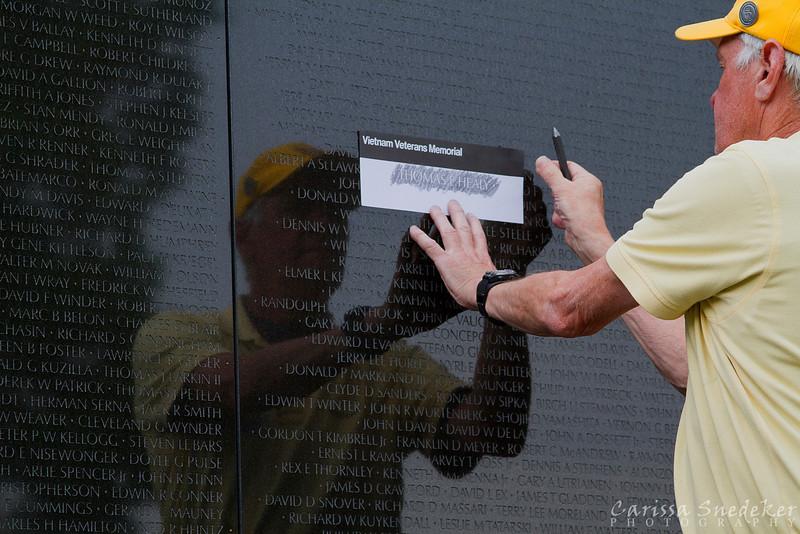 Vietnam Memorial, Washington, D.C.