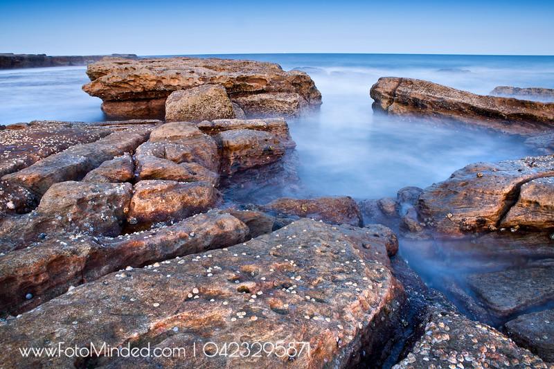 Maroubra Rock Pool, NSW, Australia