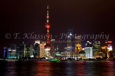 Shanghai, Various