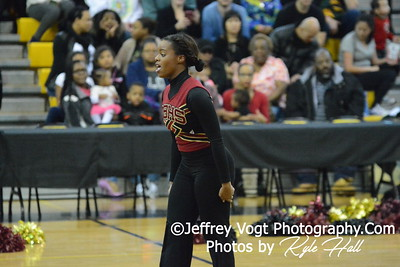 2-14-2015 Paint Branch HS Varsity Poms at Richard Montgomery HS MCPS Championship, , Photos by Jeffrey Vogt Photography with Kyle Hall
