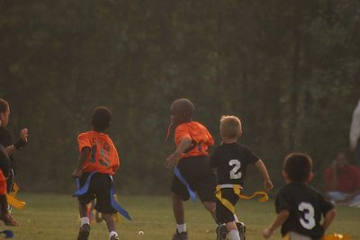 AYF Fairbanks Flag Football Aug 16, 2004