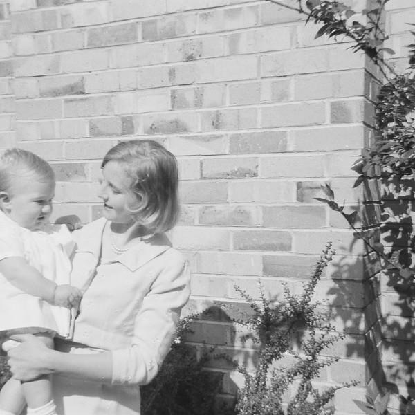 Anthony Holmes & Enid Holmes, 1964.