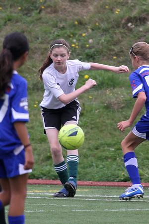 Erin Cooper Soccer 2013 - Fusion
