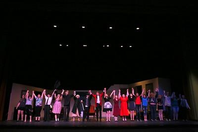 "HS Theatre - 5/6/2015 ""UTBU (Unhealthy To Be Unpleasant)"" Dress Rehearsal"