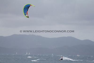 BVI Tortola Kite Boarding
