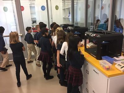 4th Grade - CAD Design & 3D Printing