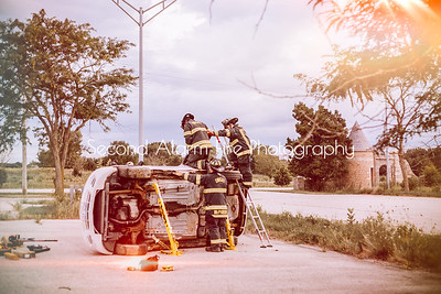 Dwight FD Auto Extrication Training