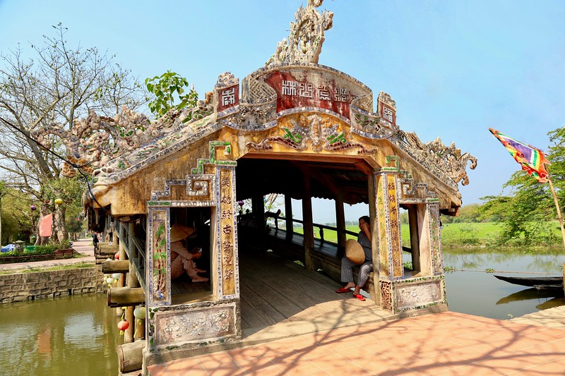 Thanh Toan Bridge - Hue