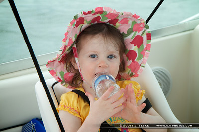 Nolans on the boat