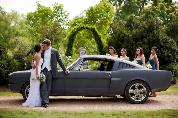 Jonn and Kristen | Wedding