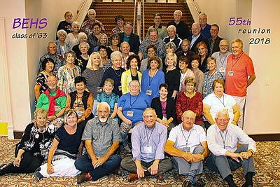 The 55 Year Reunion