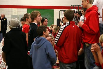 Boys Varsity Basketball - 1/23/2009 Grant