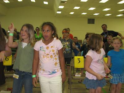 N Alabama District Camp, Rolling Hills AL, June 2009