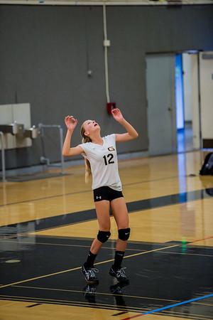 170905 GHS JV Volleyball (California)