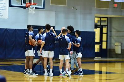 OE Jv boys basketball Vs Yorkville 2020