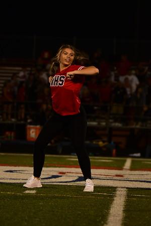 Dance at Football