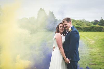 Andrew & Rachel   27th May 2017