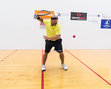 Men's Singles Elite Final Michael Cabrera over Douglas Reese