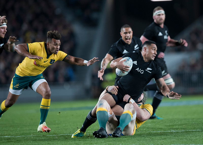 The Rugby Championship 2018
