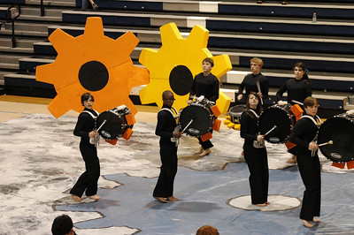 Clayton High Competition