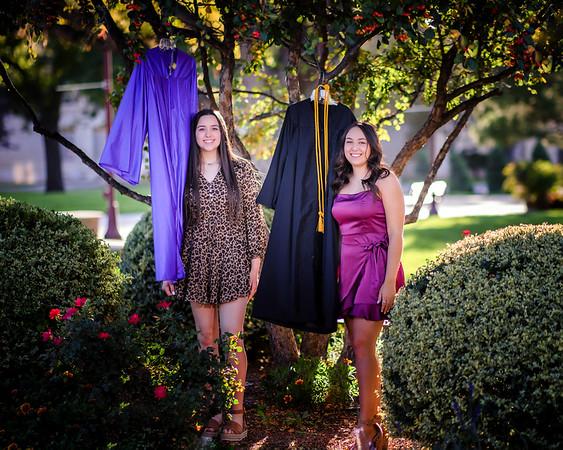 Benavidez sisters