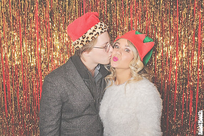 12-19-19 Atlanta The Foxglove Photo Booth - Oversight Systems Holiday Party - AMPDDJ