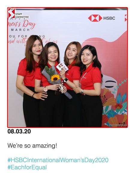 HSBC Vietnam   Dong Khoi Office International Women's Day instant print photo booth   Chụp hình lấy liền Ngày Quốc tế Phụ Nữ 8/3   Photobooth Saigon