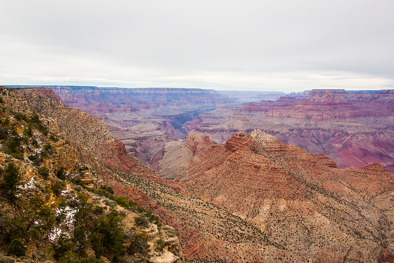 Grand Canyon at Desert View