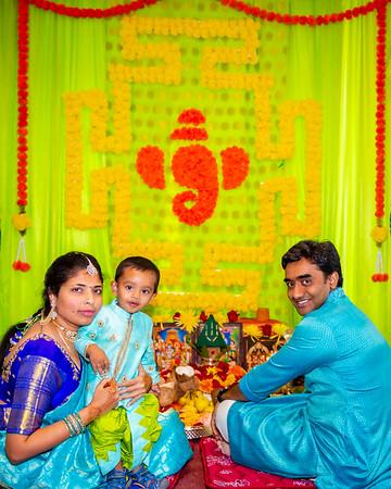 Raghu Sailaja Housewarming