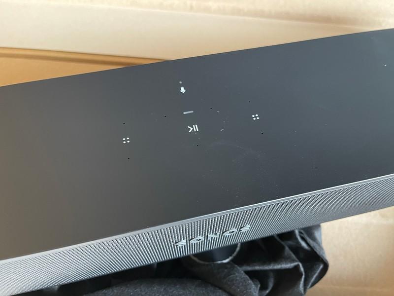 Sonos Beam Gen 2 in Full Glory