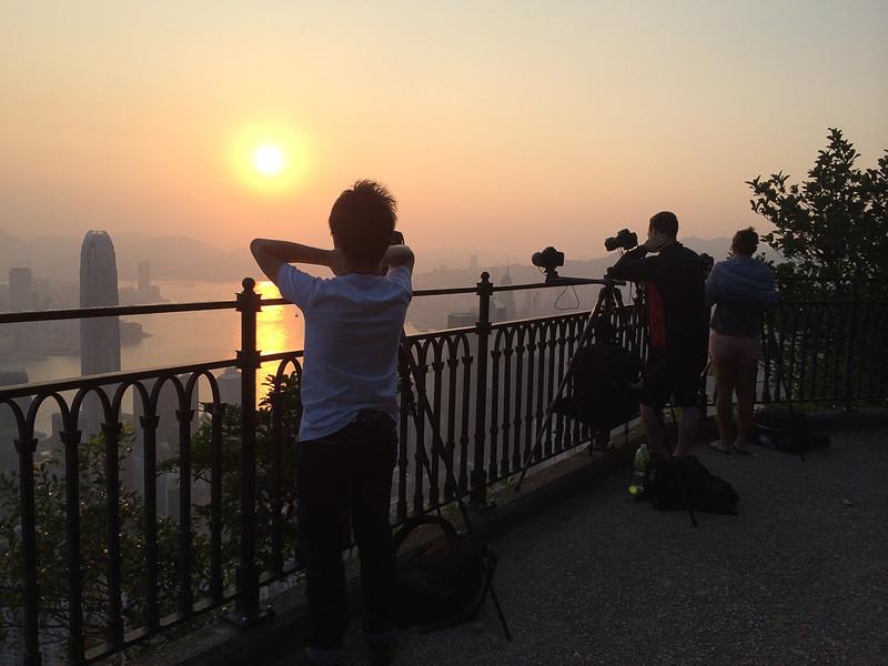 On a vu le soleil !!!