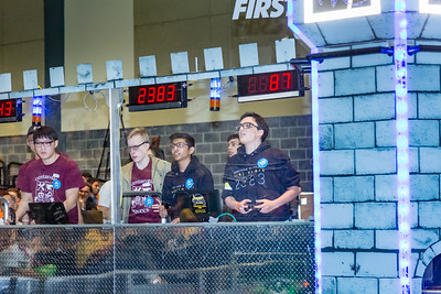 FIRST Robotics South Florida Regional 2016