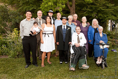 Family Posed Photos