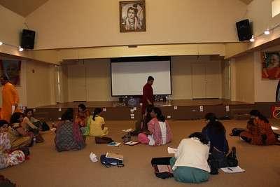 Teachers' Saadhana Day 2010