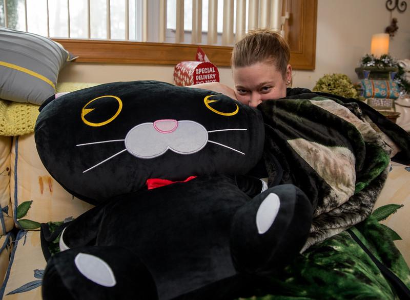Danielle with Giant Cat.jpg