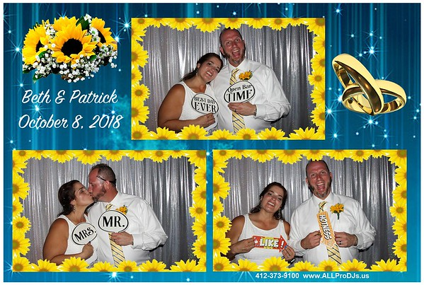 2018  10-08  Beth & Patrick