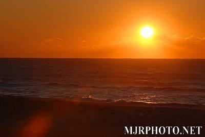 Surfing, Gilgo Beach, NY,  (2-3-07)