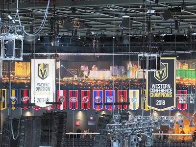 VGK Home Opener 2018 vs. Flyers