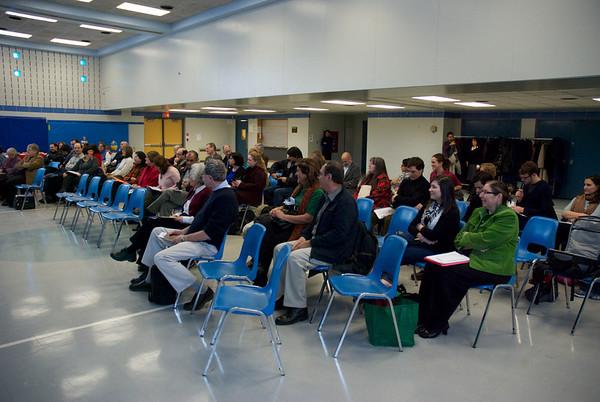 01-30-11 Unit Convention / Congrès de circonscription