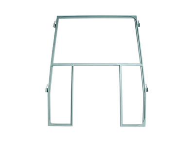 CASE IH 84 85 SERIES L CAB FRONT WINDOW FRAME