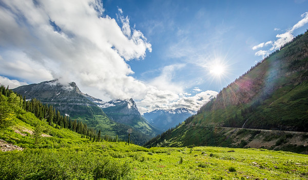 Montana - Glacier National Park