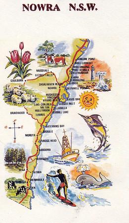 (2) Australia Southern Coast (August 1983)