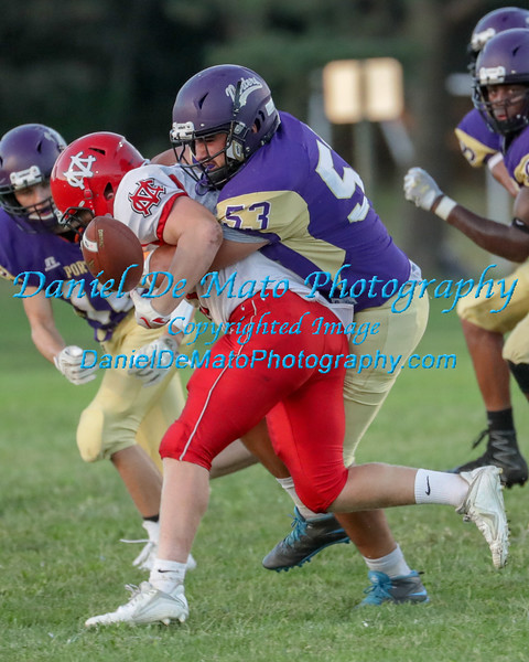 Greenport vs Center Moriches 9-15-18