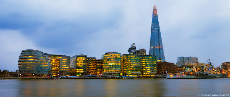 Around the Shard