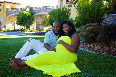 Tomanika & Anthony's Maternity
