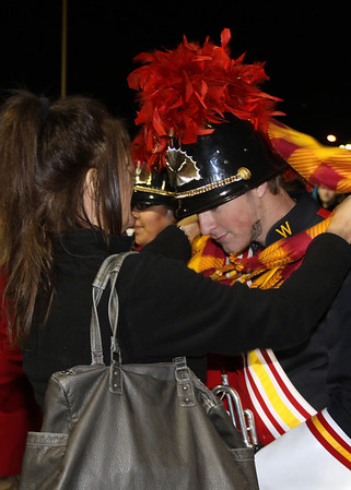 Football Game vs North Kansas City - 10/28/2011