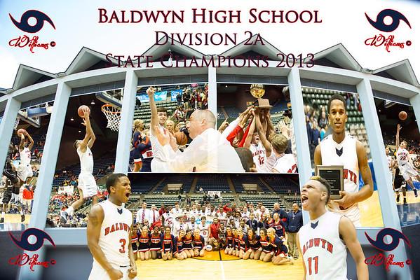 MissHSAA Championship Posters