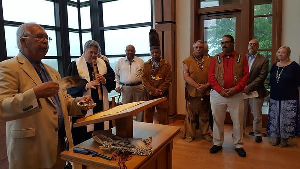 Richmond Honors Native Tribes (Jun. 2, 2018)