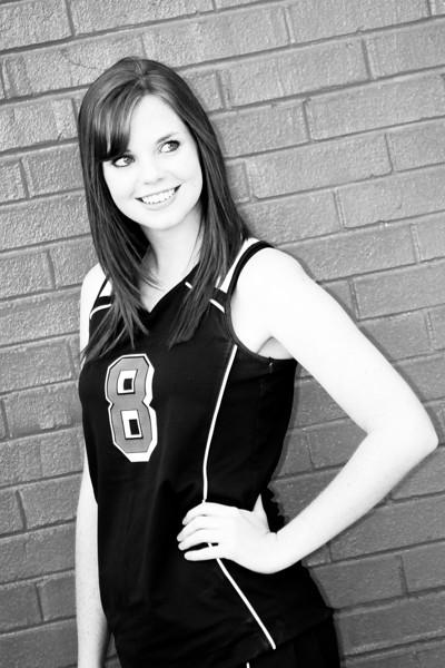 Black & White - Volleyball!