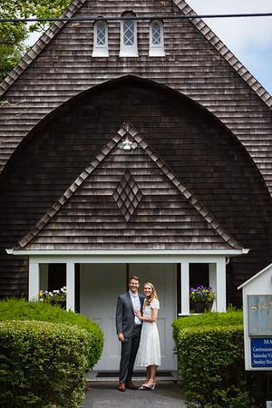 Adrienne & Peter June 25, 2021